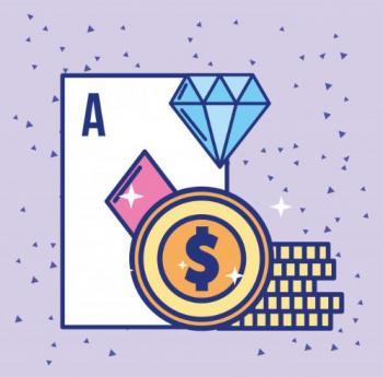 spill og casino symboler
